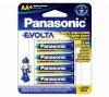 AA Panasonic Evolta alkalická 1ks článku