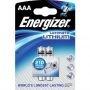 Baterie Energizer Ultimate Lithium R3 AAA 1ks článku