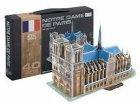 Puzzle 3D Chrám Notre Dame