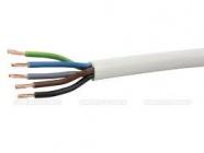 Kabel CYSY 5G x 2,5 bílý
