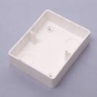 Krabice lištová - dvojzásuvka klasik KL 80x28 2 ZSK