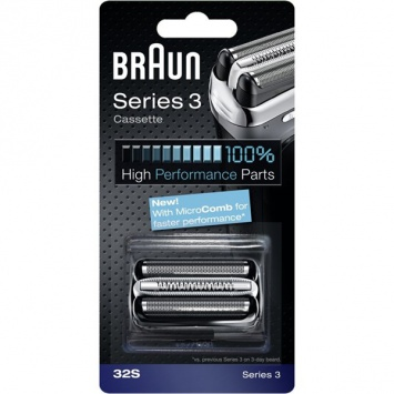 Combi Pack Braun Series 3 - 32S Micro comb
