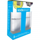 Lahev 1l GREY/Duo Pack SODASTREAM