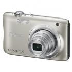Foto Nikon Coolpix A100 Silver
