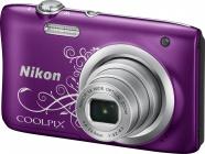 Foto Nikon Coolpix A100 Purple Lin