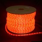 LED světelný kabel - červený