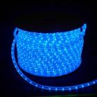 LED světelný kabel - modrý