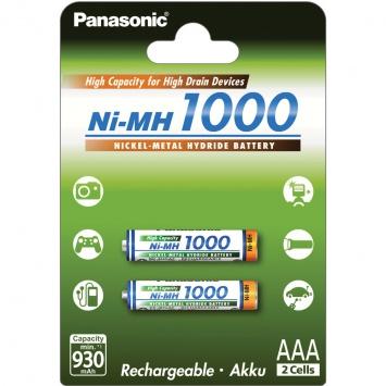 HR03 AAA 4HGAE/2BE HICAP 1000 PANASONIC 1ks článku