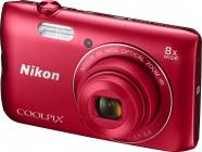 Foto Nikon Coolpix  A300 Red