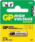 Baterie GP 27A  12V tenká