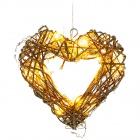 RXL 156 srdce ratan LED WW RETLUX