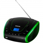 SPT 1600 BGN RADIO S CD/MP3/USB SENCOR