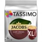 Kapsle TASSIMO Jacobs Krönung Café Crema XL 132,8g 16ks