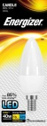 Energizer LED žárovka svíčka 5,9W ( Eq 40W ) E14, S8851, teplá bílá
