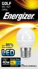 Energizer LED žárovka Globe 5,9W ( Eq 40W ) E27, S8839, teplá bílá