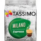 Kapsle Tassimo Jacobs Milano Espresso 16 ks