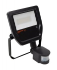 Reflektor LED 50W Ledvance Floodlight s PIR čidlem černý 4000K