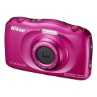 Foto Nikon Coolpix W100 Pink