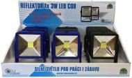Svítilna reflektor Konnoc S-3540 3W LED
