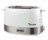 Topinkovač Bravo B 4536 Torento bílý