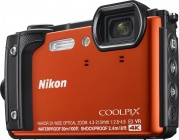 Foto Nikon Coolpix W300 orange