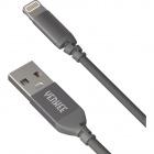 YCU 611 GY USB / lightning 1m YENKEE