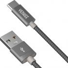 YCU 302 GY kabel USB A 2.0 / C 2m YENKEE