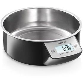 Váha kuchyňská Sencor SKS 4030BK