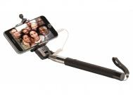 KÖNIG teleskopická selfie tyč se spouští a pogumovanou rukojetí KN-SMP20