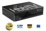 Přijímač DVB-T2 Zircon AIR HbbTV + WIFI za 1Kč