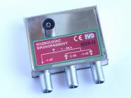 Rozbočovač širokopásmový 3x IVO I028-U