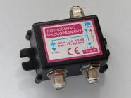 Rozbočovač širokopásmový 2x IVO I034-PF