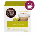 Kapsle Nescafé Cappuccino 16 ks k Dolce Gusto
