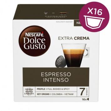 Kapsle Nescafé Espresso Intenso 16 ks k Dolce Gusto