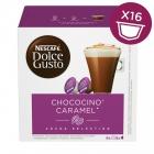 Kapsle Nescafe Chococino Caramel 16 ks k Docle Gusto