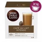 Kapsle Nescafe Cafe Au Lait Intenso 16 ks k Dolce Gusto