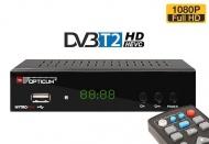 Přijímač DVB-T2 Opticum Nytro Box