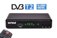 WIWA H.265 DVB-T2 set top box