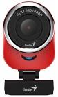 Kamera Web Genius QCam 6000 červená