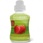 Příchuť SodaStream Zelený čaj - jahoda 500ml