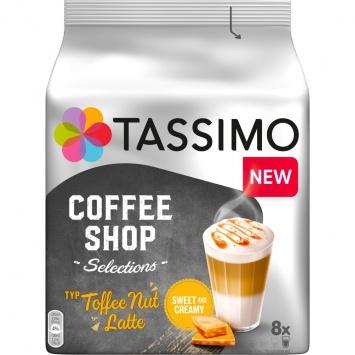 Kapsle Tassimo L'or Toffee Nut Latte 268g 8ks