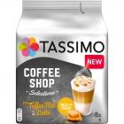 Kapsle Tassimo L'or Toffee Nut Latte 8 porcí