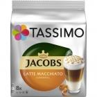 Kapsle Tassimo Jacobs Krönung Latte Macchiato Caramel 268g 8ks