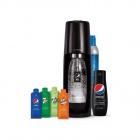 Spirit Black Pepsi MegaPack SODASTREAM