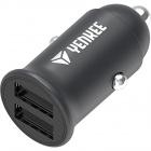 Nabíječka  USB Yenkee YAC 2012 4000mA CAR