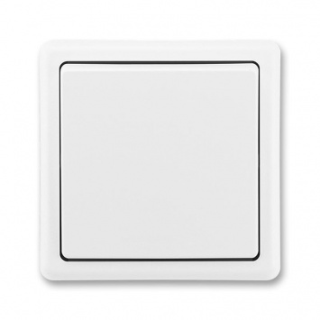 ABB Classic 3553-01289 B1 Vypínač č.1 bílý