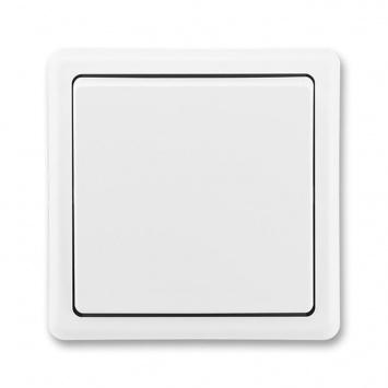 ABB Classic 3553-06289 B1 Vypínač č.6 bílý