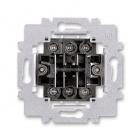 ABB 3558-A52340 Přístroje Spínače a ovládače č.5B 6+6 (6+1)