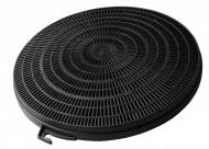 Uhlíkový filtr UF pro recirkulaci k odsavači par DAVO/OLYMPIA 050/060, H-6001