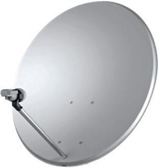 Parabola 80 cm Al